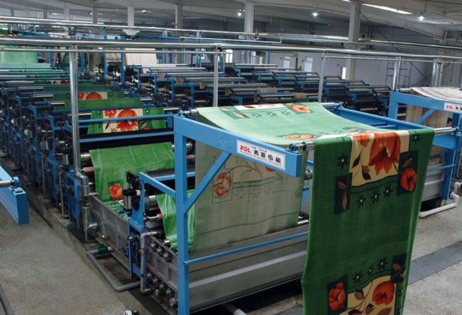 LMV323  Series scouring machine